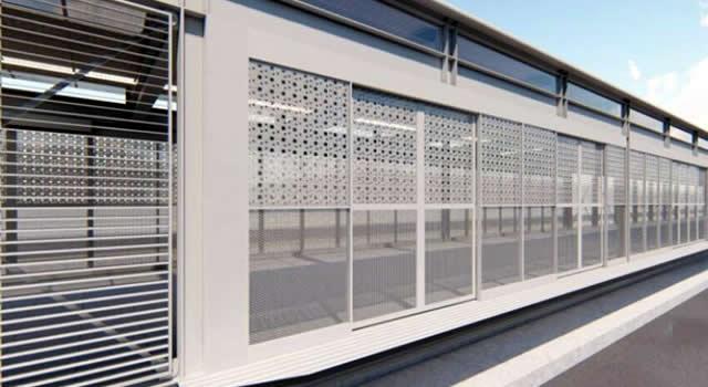 Puertas de estaciones de Transmilenio le dirán 'adiós' al vidrio